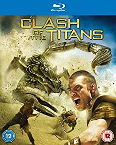 Clash of the Titans [Blu-ray + UV Copy] [2013] [Region Free]