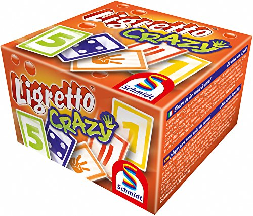 Schmidt Spiele 2901 - Ligretto Crazy