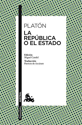 La República o El Estado (Humanidades) por Platón