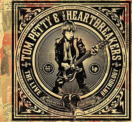 Live Anthology [Ogv] [Vinyl LP]