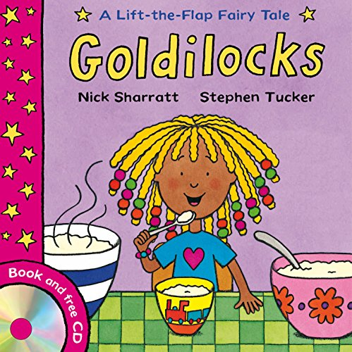 Goldilocks (Lift the Flap Fairy Tales) por Stephen Tucker
