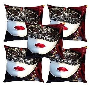 Sleep Nature's Cushion Covers Set of 5 (16x16 inch)
