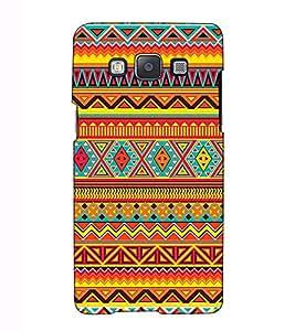 Fuson Designer Back Case Cover for Samsung Galaxy A3 (2015) :: Samsung Galaxy A3 Duos (2015) :: Samsung Galaxy A3 A300F A300Fu A300F/Ds A300G/Ds A300H/Ds A300M/Ds (Red chilli theme)