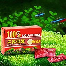 Homedeco 1 Box 36pcs Aquarium CO2 Carbon Dioxide Tablets For Plants Aquarium Fish Tank Diffuser Plant Aquario Accessory