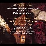 Pièces pour viole / Marin Marais | Marais, Marin (1656-1728)
