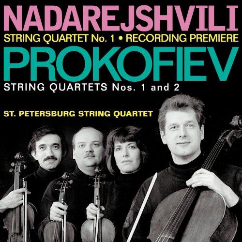 Prokofiev Streichquartett 1 und 2 (Symphony 2 Prokofiev)