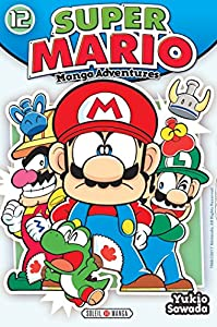 Super Mario - Manga Adventures Edition simple Tome 12