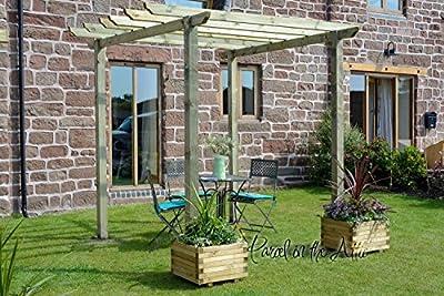 Garden Patio Wooden Pergola OGD067