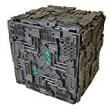 Star Trek: The Official Starships Collection Oversized Light Up Borg Cube 16 cms (Subscription Special)