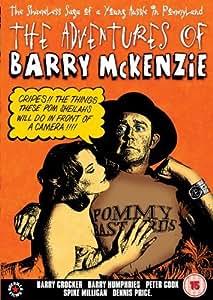 The Adventures Of Barry McKenzie [1972] [DVD]