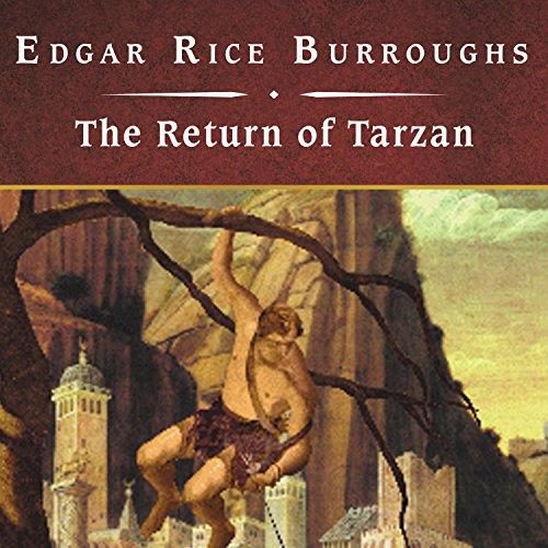 The Return of Tarzan  Audiolibri