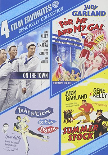 4 Film Favorites: Gene Kelly Collection (4pc) [DVD] [Region 1] [NTSC] [US Import] (4 Film Favorites Dvd)