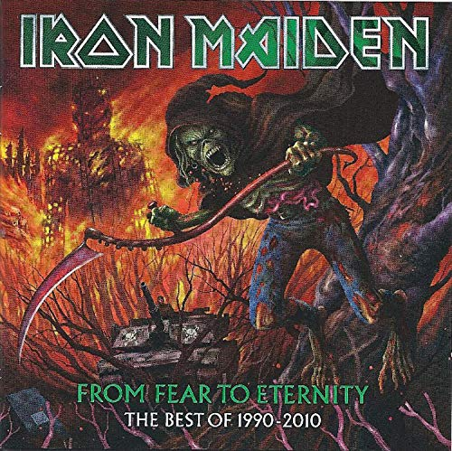 From Fear to Eternity: the Best Of [Vinyl LP] (Iron Maiden Picture Disc Vinyl)