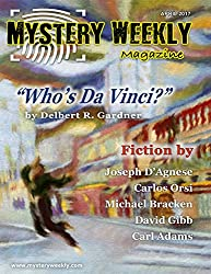 Mystery Weekly Magazine: April 2017 (Mystery Weekly Magazine Issues)