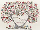 Love Blossoms Cross Stitch Kit