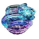 hahuha Toy  Dekompressionsspielzeug, Schöne Farbe mischender Wolkenschlamm Squishy Spachtel duftender Stress Kinder Crystal Clay Toy