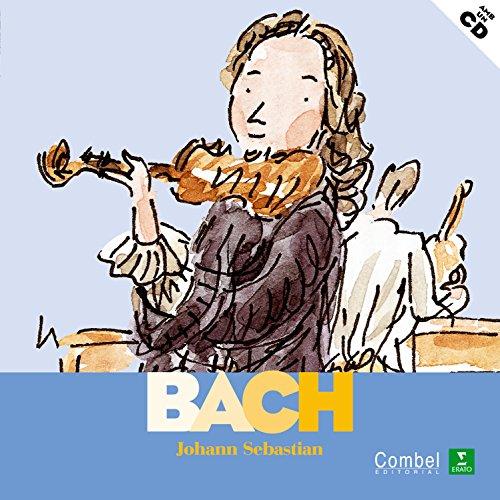 Johann Sebastian Bach (Descobrim els músics) - 9788498251647