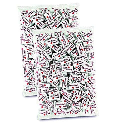 Preisvergleich Produktbild Heidel Danke Naps 2er Pack (2 x 300 g)