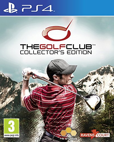 The Golf Club Collectors Edition Standard [PlayStation 4] (The Für Playstation Club Golf 4)