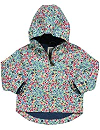 Kite Floral Lightweight GO Coat 2/3Y