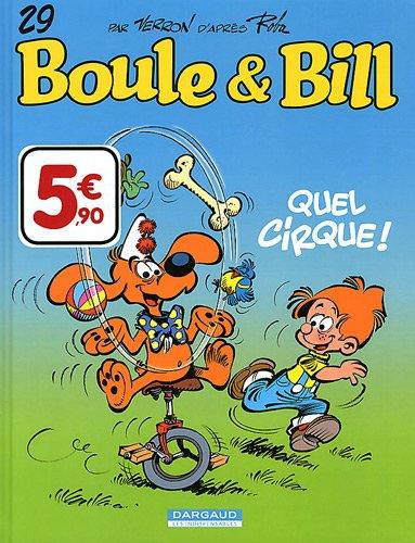 Boule et Billtome 29 quel cirque