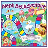 Aleph Bet Adventure Board Game