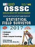 Odisha Subordinate Staff Selection Commission (OSSSC) Statistical Field Surveyor Exam Books