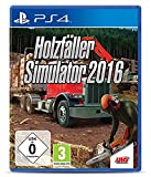 Holzfäller Simulator 2016 - [PlayStation 4]