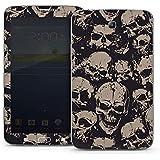 Samsung Galaxy Tab 3 7.0 7.0 Autocollant Protection Film Design Sticker Skin Crâne Méchant Gothique