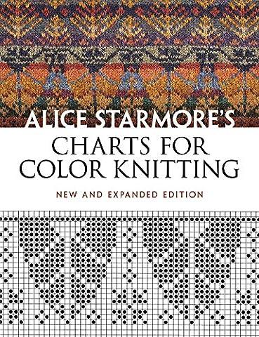 Charts for Color Knitting (Dover Knitting, Crochet, Tatting,
