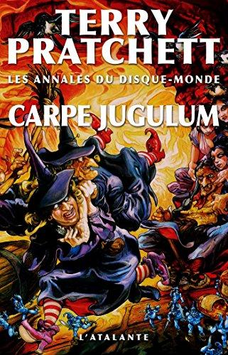 Carpe jugulum: Les Annales du Disque-monde, T23