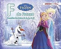 Frozen. F de Frozen par  Disney