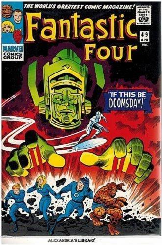 Fantastic Four Omnibus Volume 2 HC: v. 2