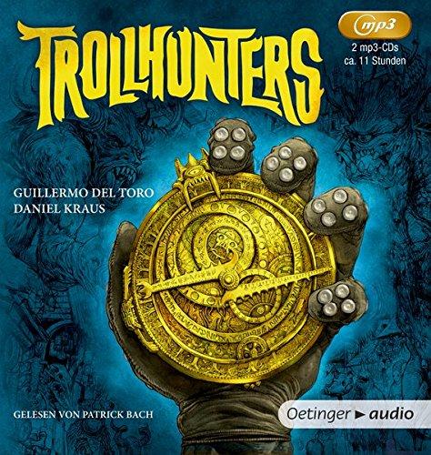 Trollhunters (2MP3): Ungekürzte Lesung, ca. 634 min.