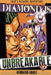 Diamond is Unbreakable - Jojo's Bizarre Adventure Saison 4 Nouvelle édition Tome 17