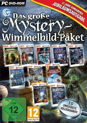 Das große Mystery-Wimmelbild-Paket Jubiläumsausgabe