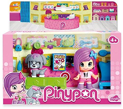 Pinypon - Cuidado de mascotas (Famosa 700012737)