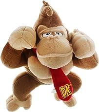 "Nintendo 10.5"" Donkey Kong Standing Plush"