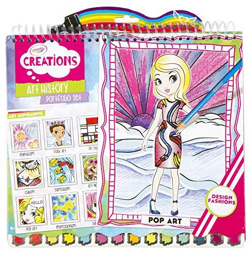 CRAYOLA 26200 - Creations, Collezione Arte e Moda