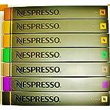 70 Nespresso Espresso Variety Capsules
