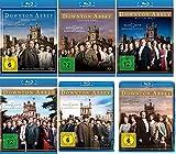 Downton Abbey - Staffel Eins bis Sechs im Set - Deutsche Originalware [19 Blu-rays]