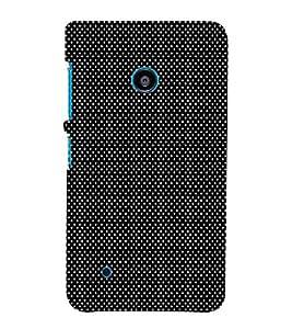EPICCASE blind spots Mobile Back Case Cover For Nokia Lumia 530 (Designer Case)