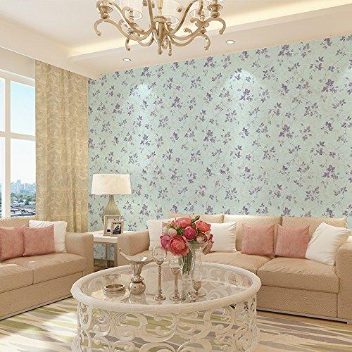 Zhzhco Verdickung Pvc Selbstklebend Papier Für Wandplakate Einfügen Geprägte Tapete Im Schlafzimmer Wohnzimmer Hintergrund Einfügen