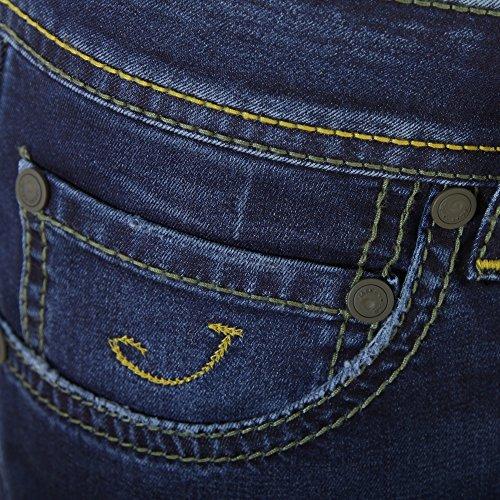 Jacob Cohen Herren Jeanshose blau Denim 31 Denim