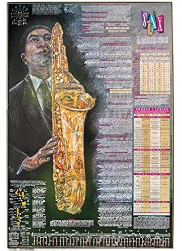 Saxophone Poster: Poster