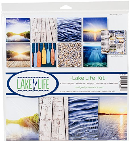 Unbekannt Erinnerung ll-200See Life Scrapbook Collection Kit
