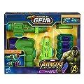 The Avengers AVENGERS Marvel Infinity War Nerf Hulk Assembler Gear Figure