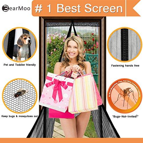 fly-screens-for-doors-bearmoo-magnetic-heavy-duty-mesh-screen-fit-doors-up-to-110cm-x-220cm-full-len