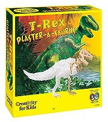 Creativity For Kids - Plaster-a-saurus