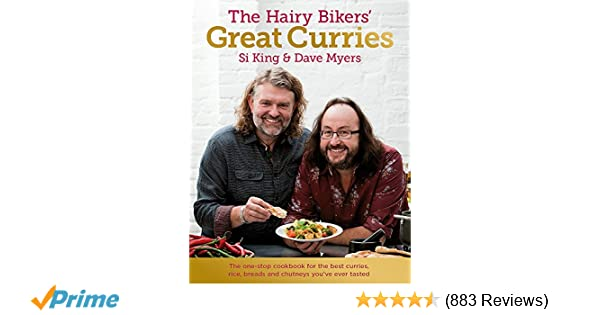 The Hairy Bikers Great Curries Amazoncouk Hairy Bikers